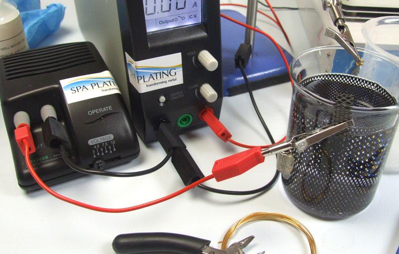Wire-set-up