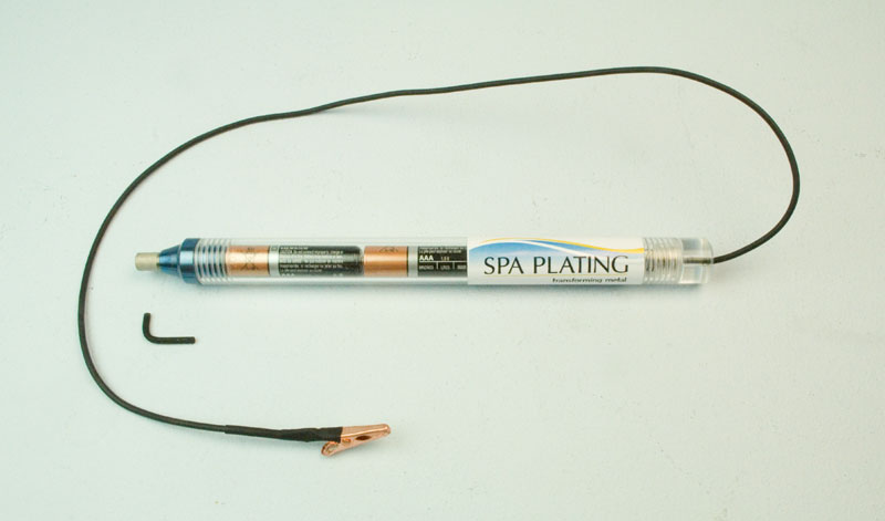 Battery Powered Plating Pen