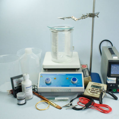 Electroforming Kit – Copper
