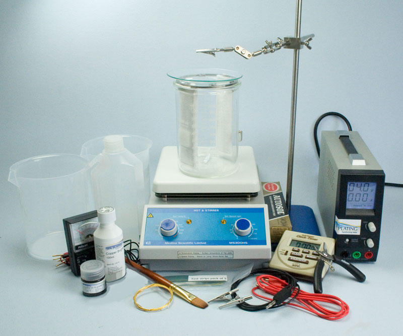 Electroforming Kit – Copper (UK and EU only)