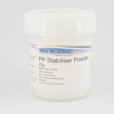 pp stabiliser powder