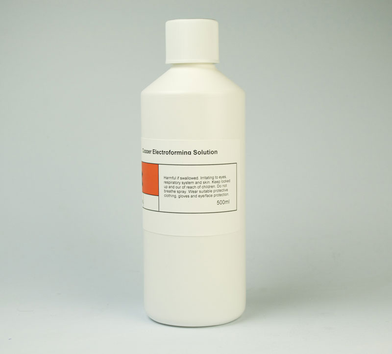 Copper Electroforming Solution (UK and EU only)