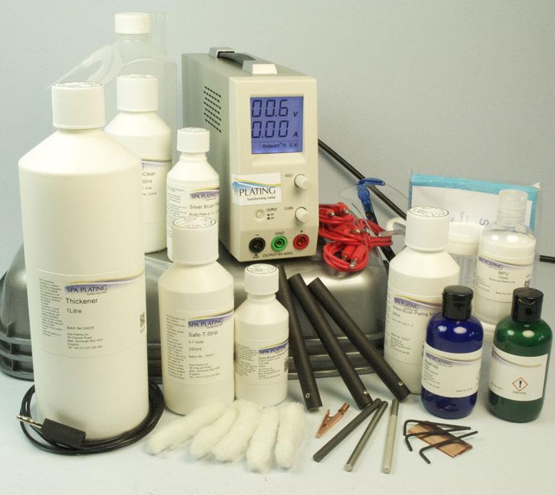 Brush-starter-kit