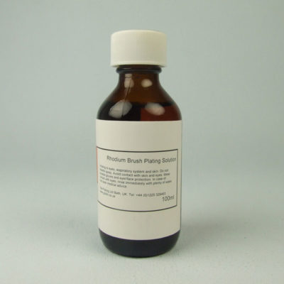 Rhodium-Brush-Plating-Solut
