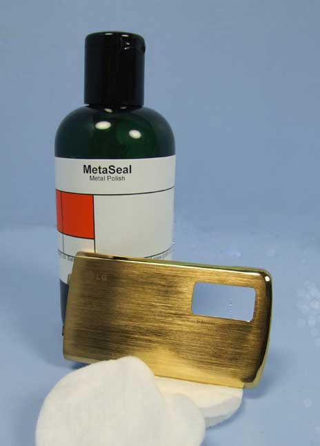 gold plating stainless steel